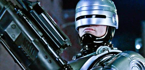 """""""RoboCop - O Policial do Futuro"""""""