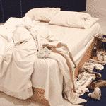 "Tracey Emin, ""My Bed"", 1998 - Reprodução"