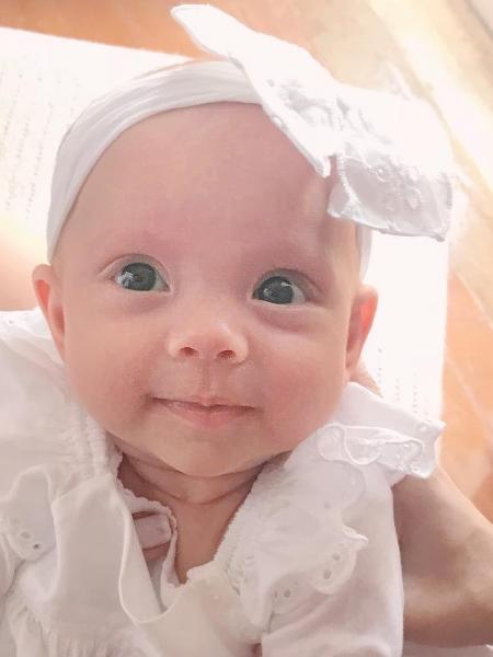 Manuela, a filha caçula de Eliana - Reprodução/Instagram