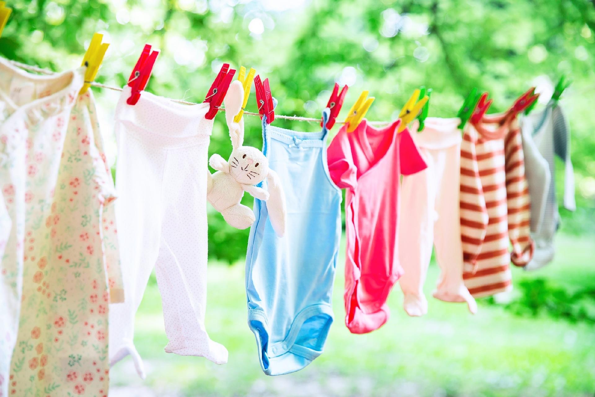 Lavar As Roupas Do Bebê Não Tem Mistério Mas Precisa De