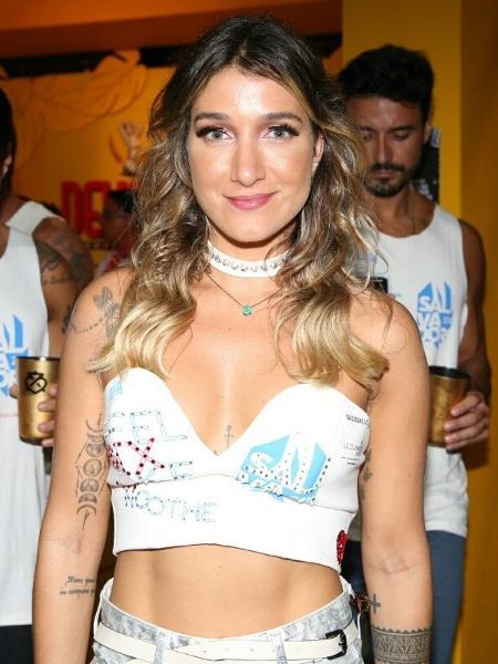 A musa fitness Gabriela Pugliesi - Deividi Correa/AgNews