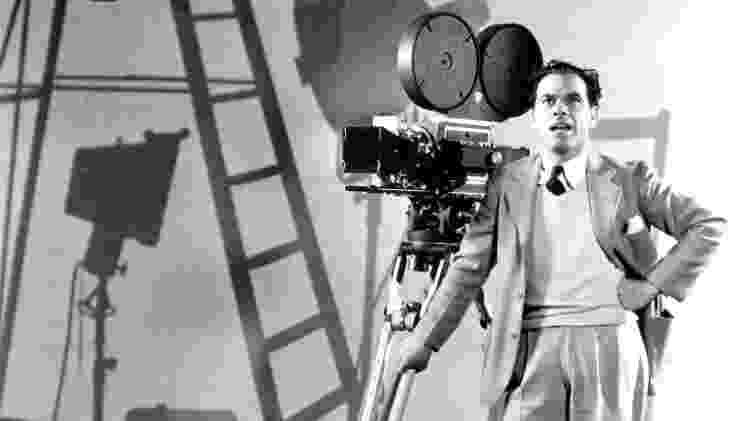 O cineasta Frank Capra - Reprodução - Reprodução