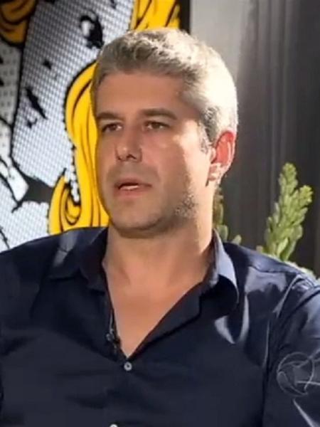 Gustavo Corrêa, cunhado de Ana Hickmann, foi absolvido - Reprodução/TV Record