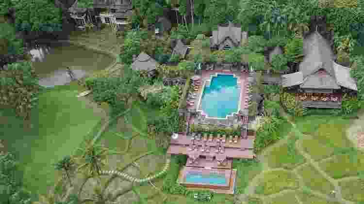 Four Seasons Chiang Mai - Tailândia - Divulgação - Divulgação