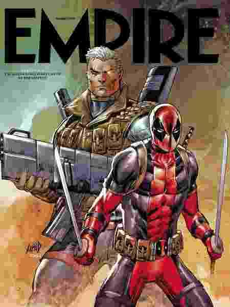Deadpool - Reprodução - Reprodução