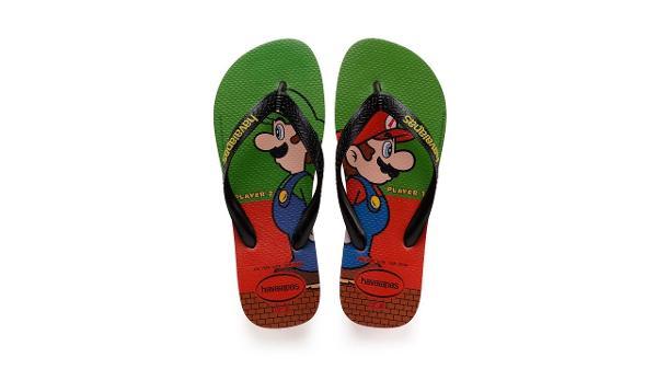 55286a8a1 Havaianas lança nova edição de chinelos de