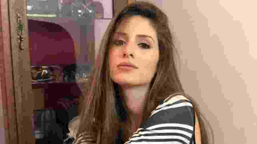 A estudante Camila Karam - Reprodução/Instagram