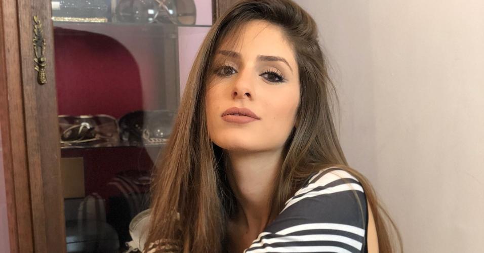 A estudante Camila Karam