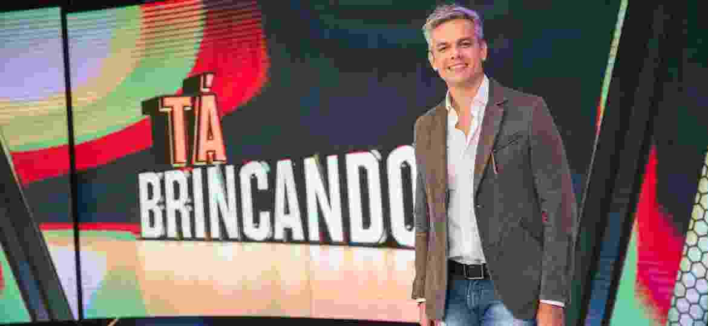"""Otaviano Costa estreia o """"Tá Brincando"""" hoje (05) às 15h na Globo - Divulgação/TV Globo"""