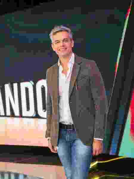 """Otaviano Costa ganhou um programa para chamar de seu na emissora: """"Tá Brincando"""" - Divulgação/TV Globo - Divulgação/TV Globo"""