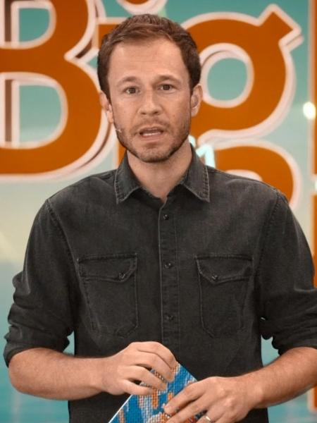 """O """"BBB"""", apresentação do Tiago Leifert, é uma das atrações da Globo no início do ano - Reprodução/GlobosatPlay"""