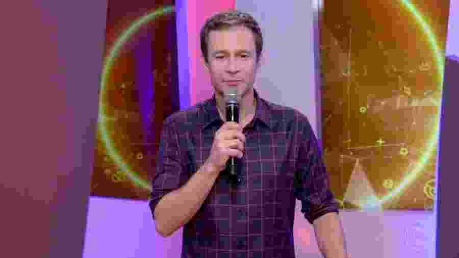 Tiago Leifert  - Reprodução/TvGlobo
