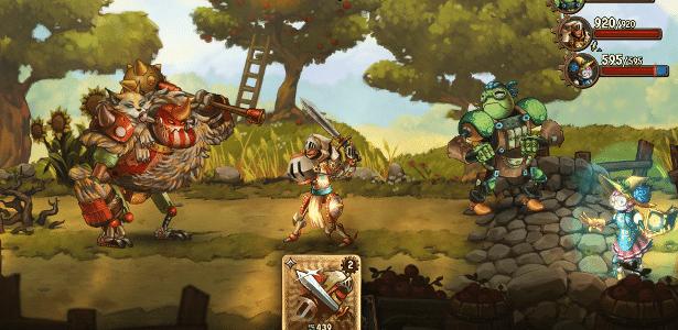 """""""SteamWorld Quest"""" é Um RPG De Respeito No Nintendo Switch"""
