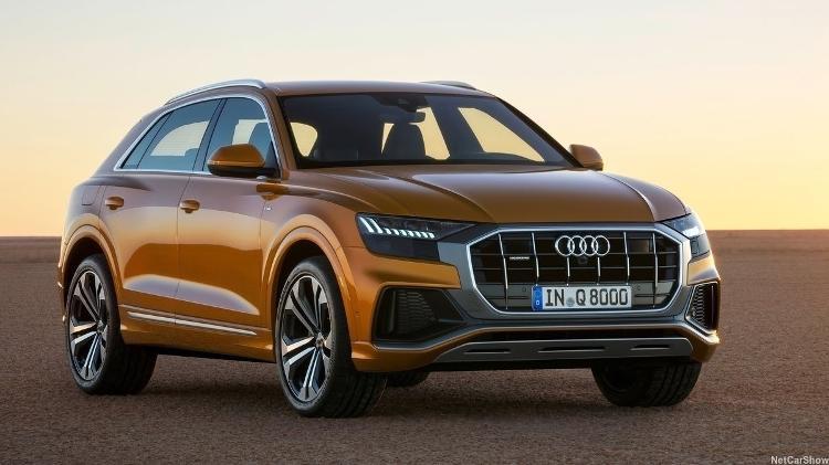Audi Q8 -  -