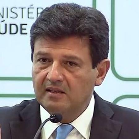 O ministro da Saúde, Luiz Henrique Mandetta, tem desmentido notícias falsas - Agência Brasil/BBC