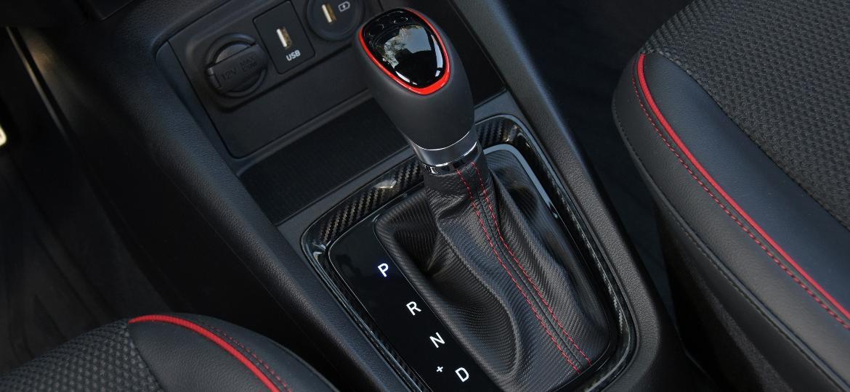 Caixa automática já está presente em carros mais baratos, como o Hyundai HB20 - Murilo Góes/UOL