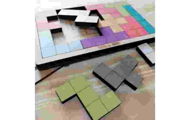 Tetris pentaminos - Fatto com amore - Fatto com amore