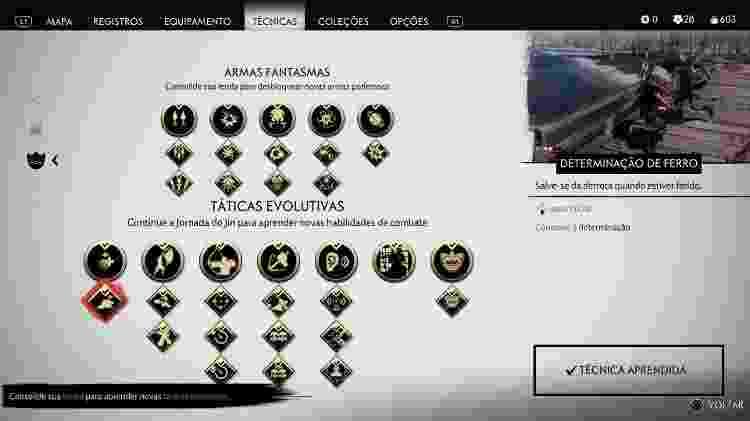 Ghost of Tsushima Determinação - Daniel Esdras/GameHall - Daniel Esdras/GameHall