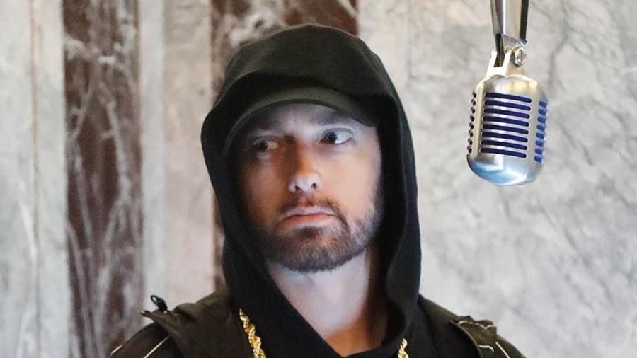 Eminem fez pedido de desculpas para a cantora em nova canção - Reprodução/Instagram