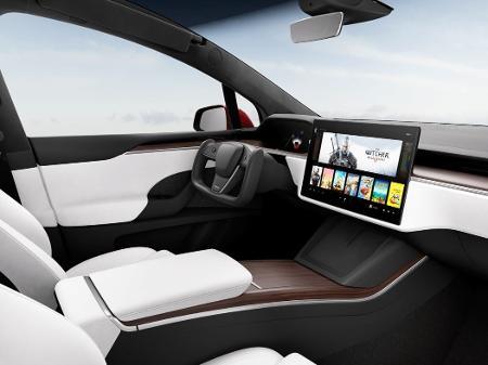 Tesla Model S e Model X ganham atualização com volante futurista e 1.000 cv  - 28/01/2021 - UOL Carros