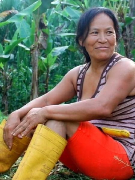Mulheres da nação Sapara ajudam a recuperar floresta amazônica - One Tree Planted/ Divulgação