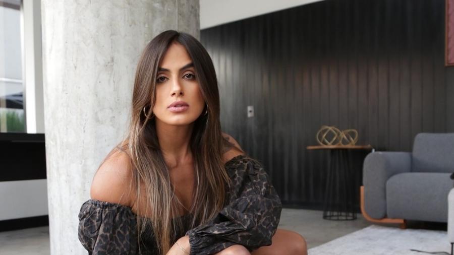Carol Peixinho disse que tinham um crush em Mocotó, personagem de André Marques - Reprodução/Instagram