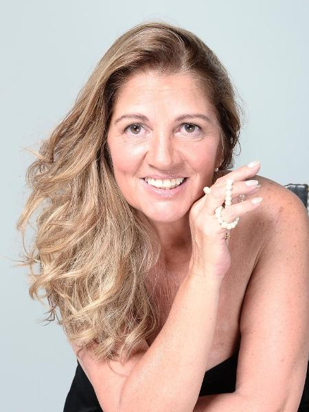 Tássia Camargo vive há quatro anos em Lisboa com o filho - Divulgação