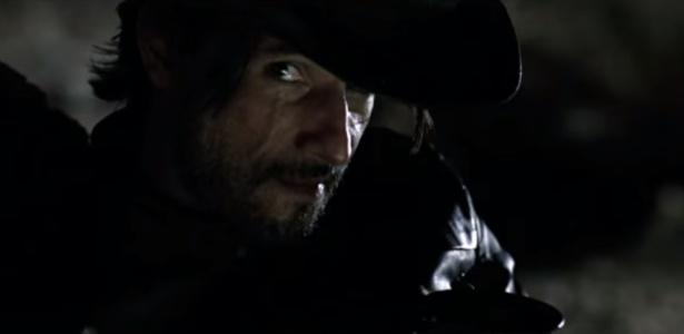 """Rodrigo Santoro em """"Westworld"""", a nova série da HBO - Reprodução"""