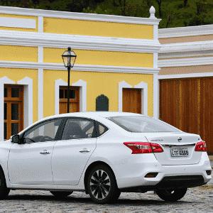 Nissan Sentra SL CVT 2017 - Murilo Góes/UOL