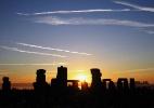 Em junho, dia mais longo do ano tem festa de adoração ao sol em Stonehenge - Andrew Dunn/Creative Commons