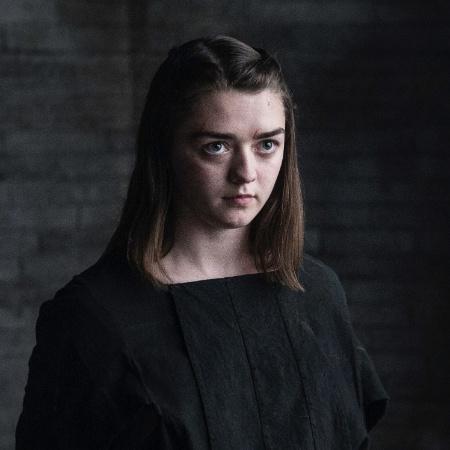 """Arya (Maisie Williams) em cena da sexta temporada de """"Game of Thrones"""" - Divulgação/HBO"""