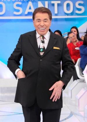 Emissora de Silvio Santos é a única que ganhou % em TVs ligadas  - Lourival Ribeiro/SBT