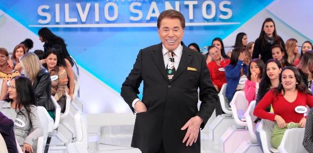 Silvio Santos continua sendo uma das maiores audiências de sua própria TV - Lourival Ribeiro/SBT