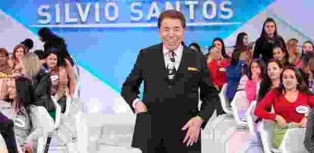 SBT de Silvio Santos vê a Record ameaçar seu 2º lugar no ibope em SP e no país - Lourival Ribeiro/SBT
