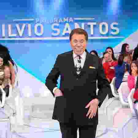 """Silvio Santos comanda o """"Jogo dos Pontinhos"""" - Lourival Ribeiro/SBT"""