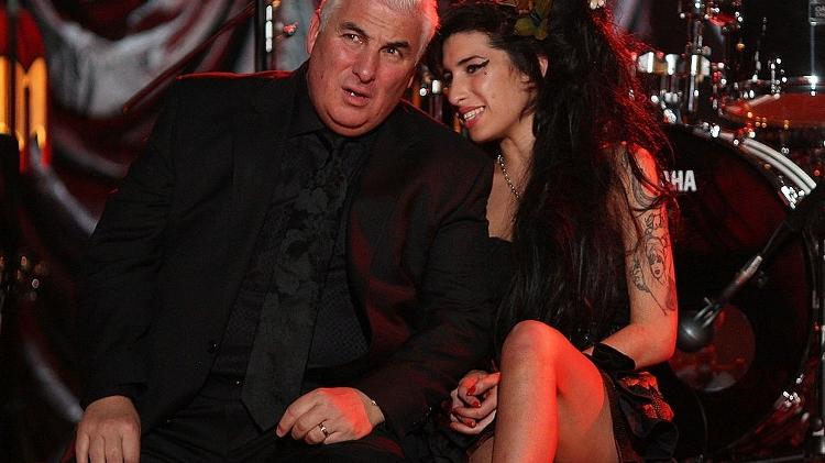 Amy Winehouse - Peter Macdiarmid/Getty Images - Peter Macdiarmid/Getty Images