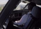 Em Londres: veja avião pousar em uma das pistas mais desafiadoras do mundo - Divulgação/British Airways