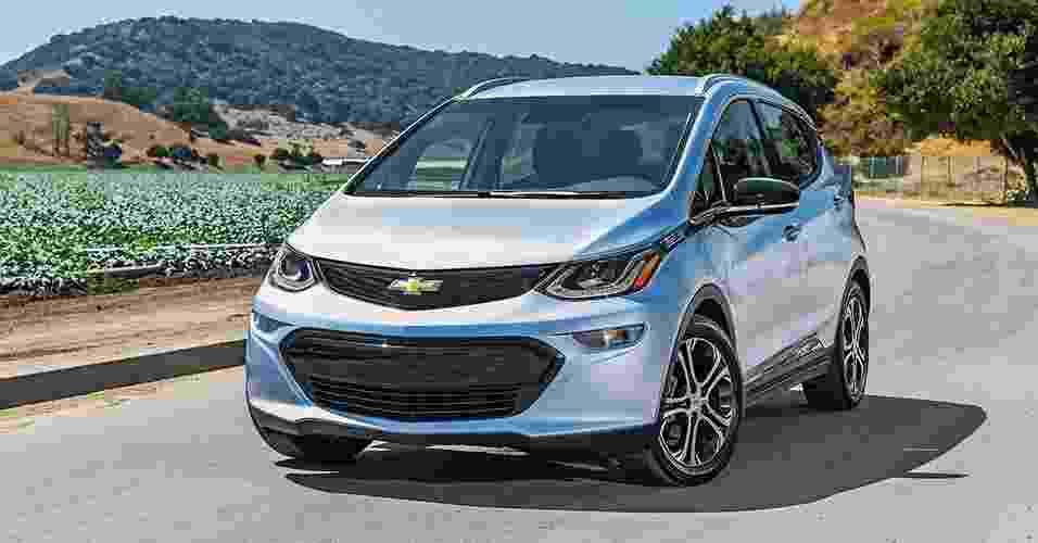 Chevrolet Bolt EV 2017 - Divulgação