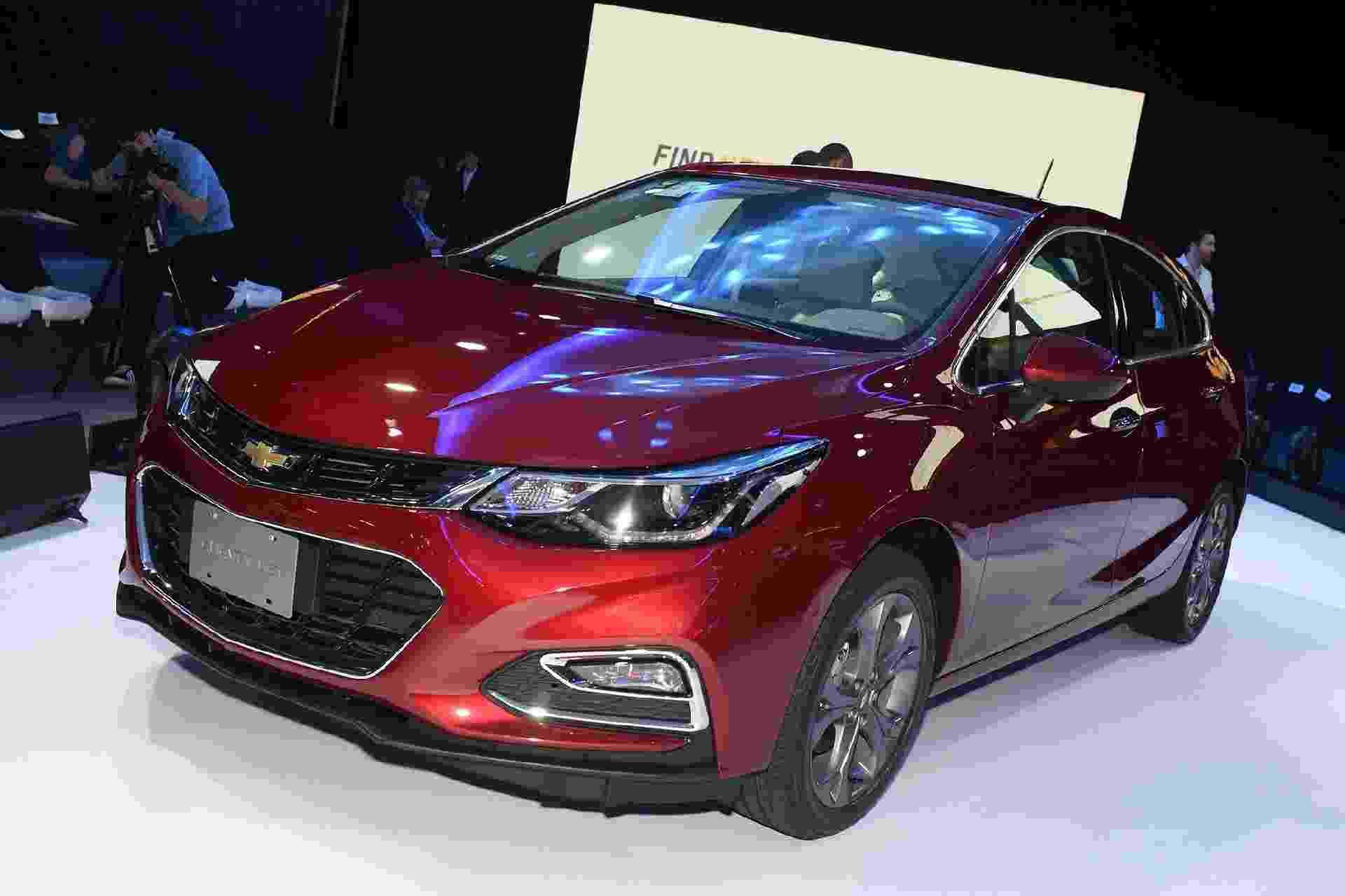 Chevrolet Cruze Hatch - Murilo Góes/UOL