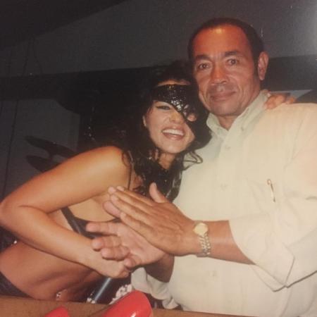 Suzana Alves posta foto de quando encarnava a personagem Tiazinha - Reprodução/Instagram/suzanaalvesoficial