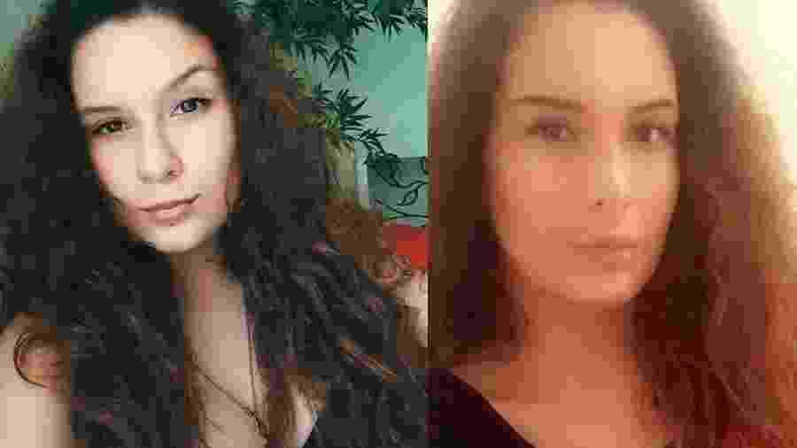 Stephanie, filha adolescente da modelo Solange Gomes, fez, aos 16 anos, seu primeiro preenchimento labial com ácido hialurônico - Reprodução/Instagram