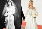 Quer usar o vestido de noiva da sua avó? Inspire-se no que fez essa mulher - Lacie Hansen/instyle.com/Reprodução