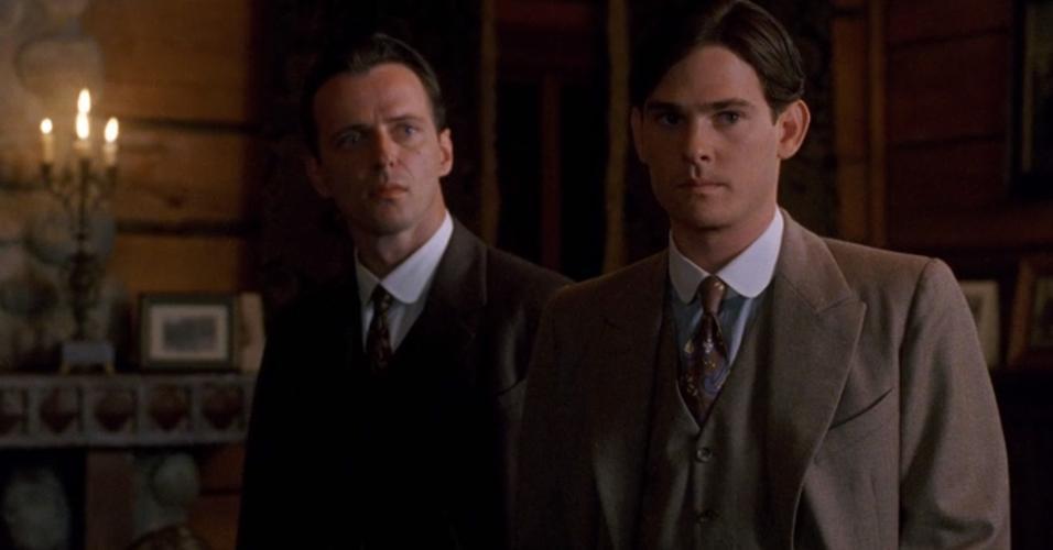 Cena do filme ?Lendas da Paixão? (1994), de Edward Zwick