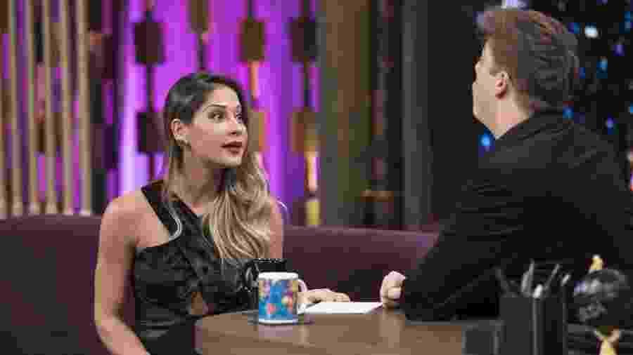 Ex-BBB Mayra Cardi diz que sofreu preconceito por ter participado do reality da Globo - Reprodução/RecordTV
