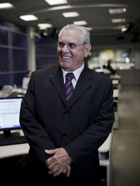 O apresentador Joseval Peixoto - Gabo Morales/Folhapress