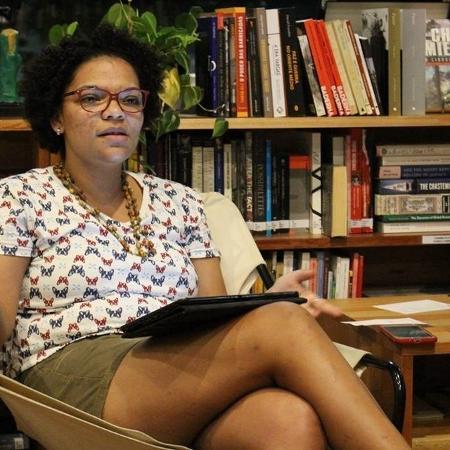 A cientista social Simony dos Anjos - Arquivo pessoal