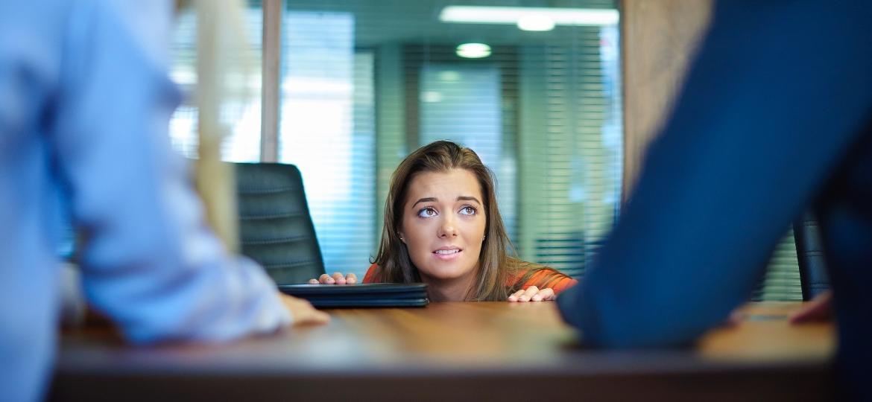 Escolha bem o que falar na hora da entrevista para não pega rmal - Getty Images
