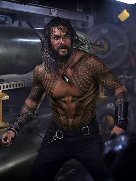 """""""Aquaman"""" terá seu primeiro trailer divulgado neste sáado (21) na Comic-Con - Divulgação"""