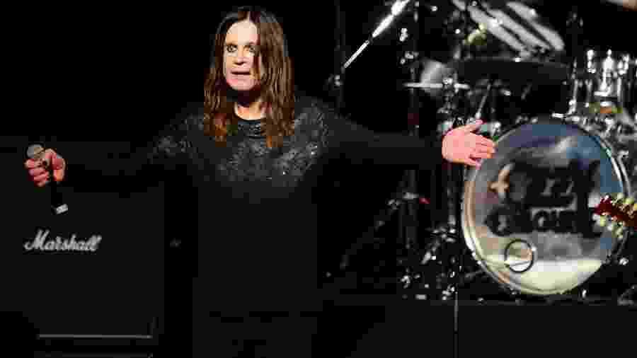 Ozzy lançará o primeiro álbum desde Scream, de 2010 - Frazer Harrison/Getty Images