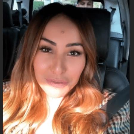 Sabrina Sato dá detalhes de sua gravidez - Reprodução/Instagram
